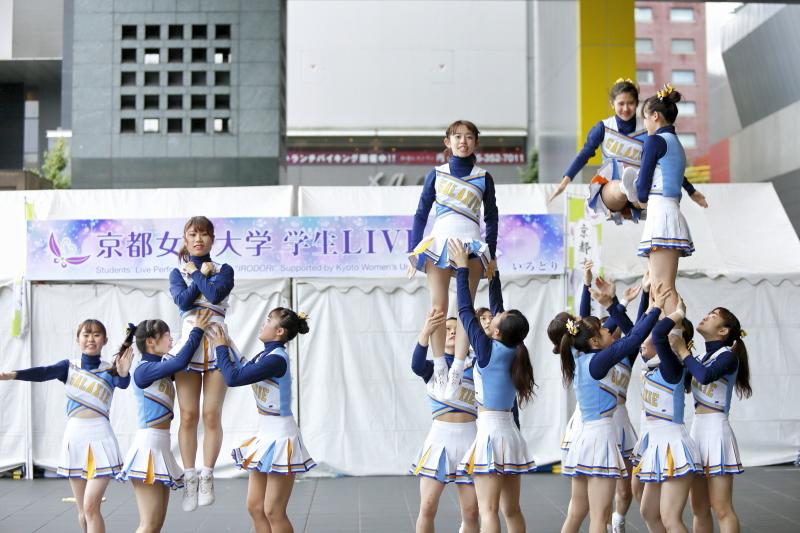 学生Live! 彩 ~チアリーディング部 GALAXIE~_c0196076_19331702.jpg