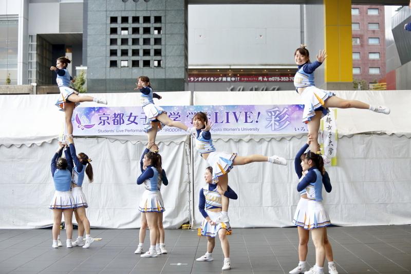 学生Live! 彩 ~チアリーディング部 GALAXIE~_c0196076_22123578.jpg