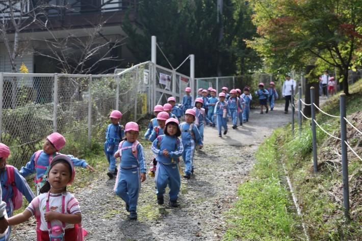 年中組 槇尾山登山_b0277979_17521882.jpg