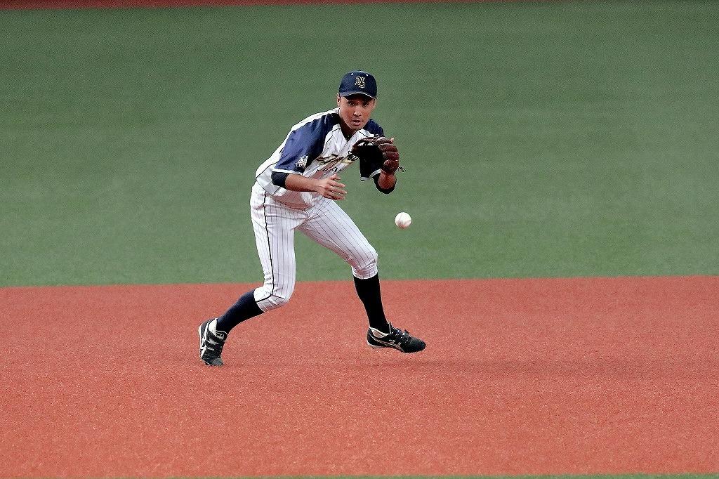 第45回社会人野球日本選手権大会 日本新薬vs三菱日立パワーシステムズ1_a0170082_19263646.jpg