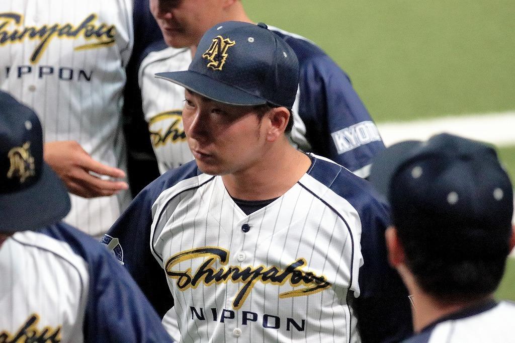 第45回社会人野球日本選手権大会 日本新薬vs三菱日立パワーシステムズ1_a0170082_19270364.jpg
