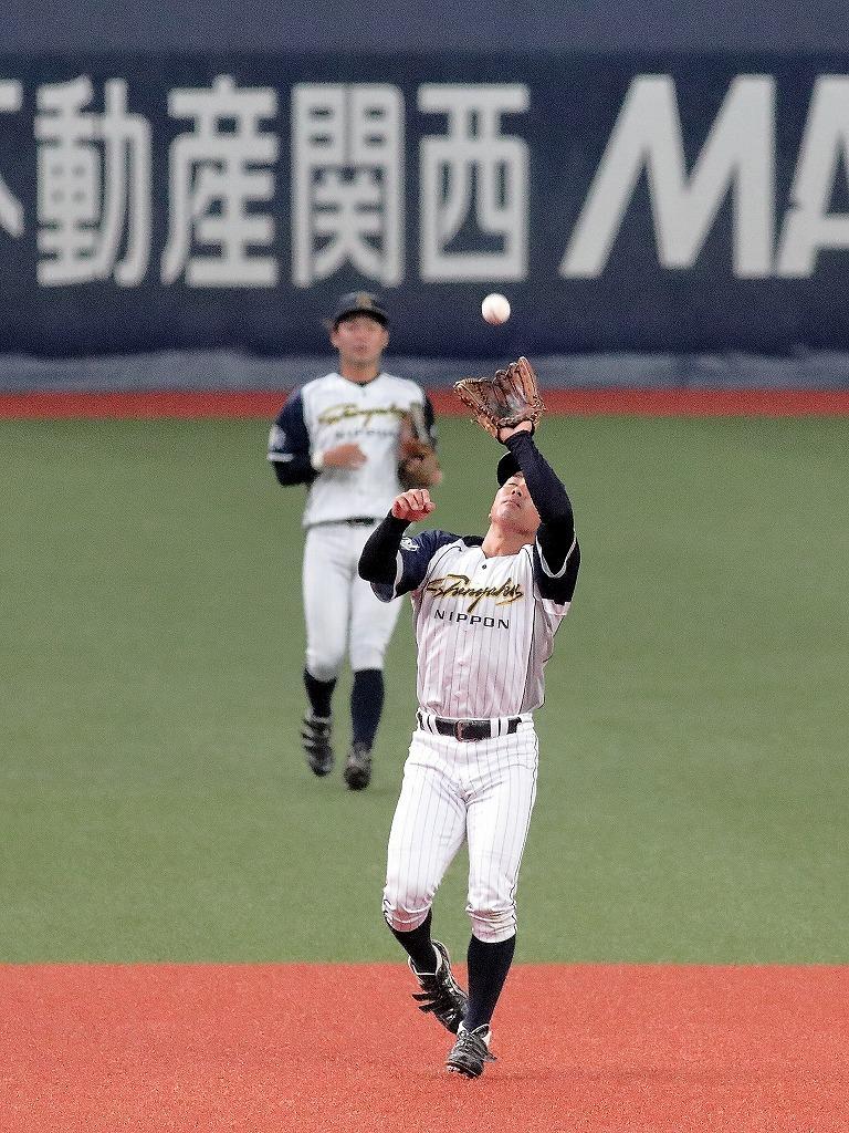 第45回社会人野球日本選手権大会 日本新薬vs三菱日立パワーシステムズ1_a0170082_19270556.jpg