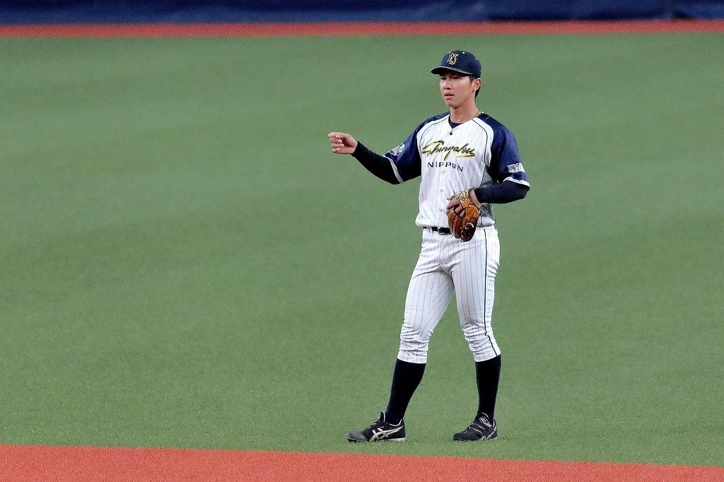 第45回社会人野球日本選手権大会 日本新薬vs三菱日立パワーシステムズ1_a0170082_19271037.jpg