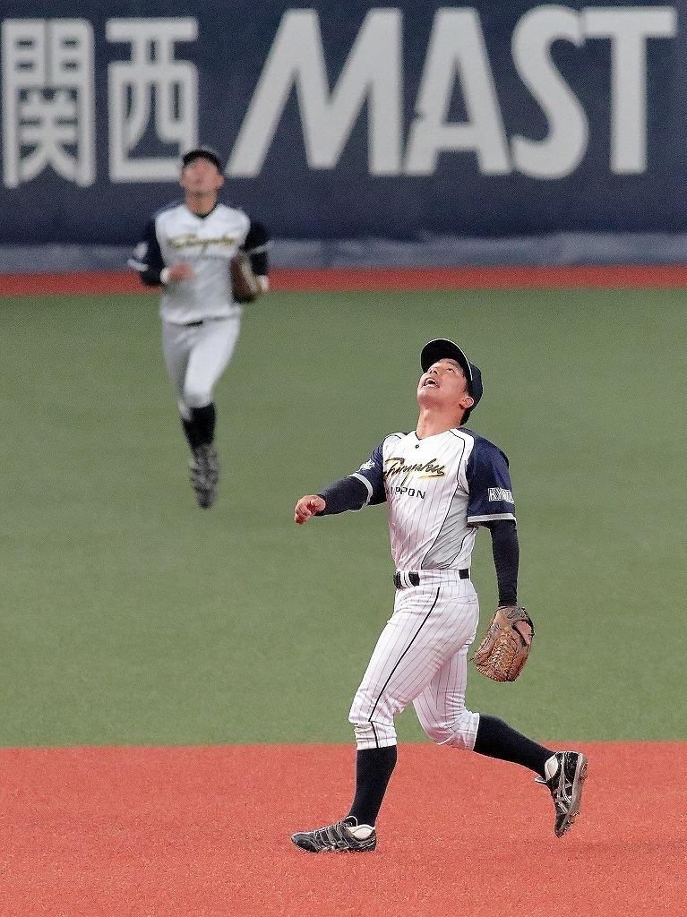 第45回社会人野球日本選手権大会 日本新薬vs三菱日立パワーシステムズ1_a0170082_19271097.jpg