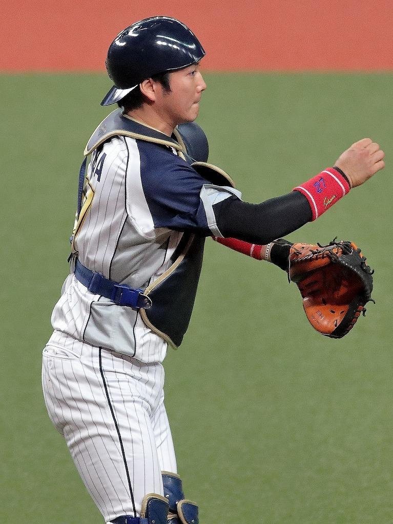 第45回社会人野球日本選手権大会 日本新薬vs三菱日立パワーシステムズ1_a0170082_19271318.jpg
