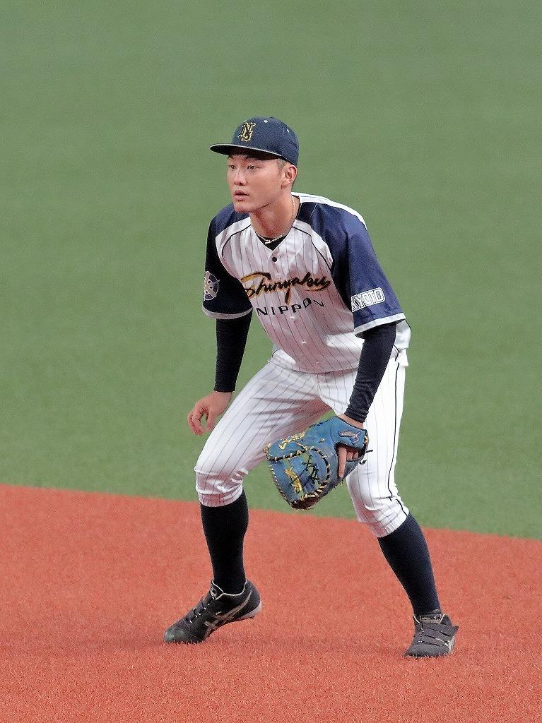 第45回社会人野球日本選手権大会 日本新薬vs三菱日立パワーシステムズ1_a0170082_19272057.jpg