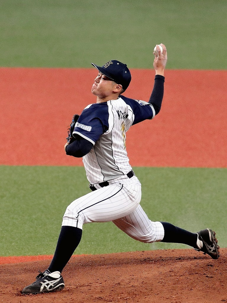 第45回社会人野球日本選手権大会 日本新薬vs三菱日立パワーシステムズ1_a0170082_19272688.jpg
