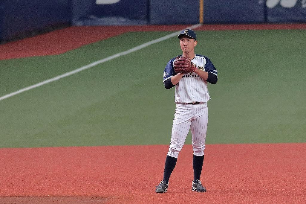 第45回社会人野球日本選手権大会 日本新薬vs三菱日立パワーシステムズ1_a0170082_19273750.jpg