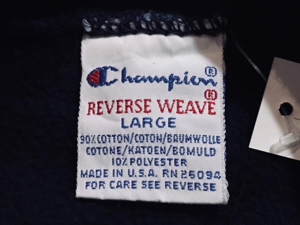 マグネッツ神戸店11/2(土)Superior入荷! #2 Champion Reverse Weave!!!_c0078587_19353713.jpg