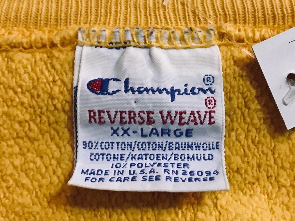 マグネッツ神戸店11/2(土)Superior入荷! #2 Champion Reverse Weave!!!_c0078587_19365691.jpg