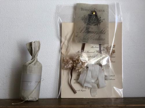 ✴︎小さなコサージュの壁飾りと森の小瓶のワークショップ✴︎_a0276988_13314964.jpg