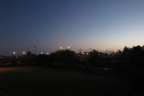 早朝の散歩、2019.10.31_c0075701_06151015.jpg