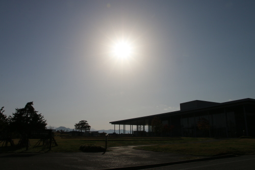 松が岬公園の朝、2019.10.31_c0075701_09363615.jpg