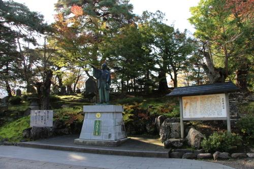松が岬公園の朝、2019.10.31_c0075701_09365813.jpg