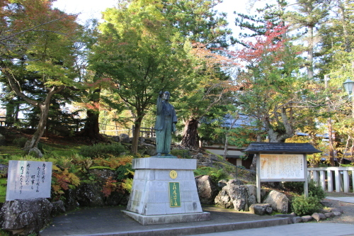 松が岬公園の朝、2019.10.31_c0075701_09370843.jpg