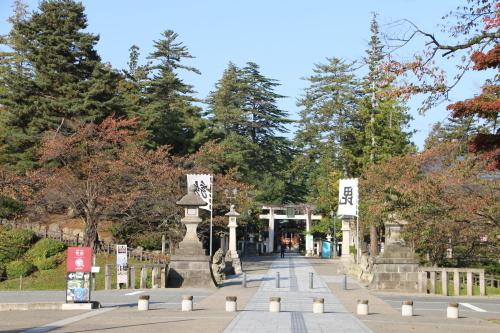 松が岬公園の朝、2019.10.31_c0075701_09383212.jpg