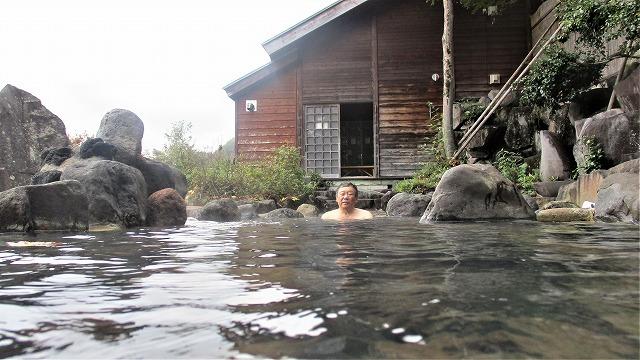 萌木の里で入浴/秋山郷_b0163804_15475186.jpg