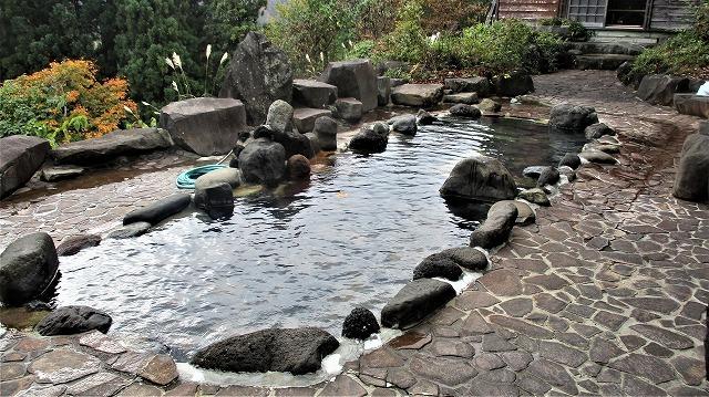 萌木の里で入浴/秋山郷_b0163804_15483166.jpg