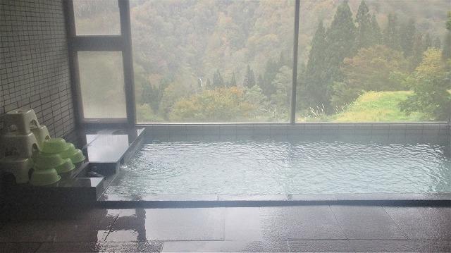 萌木の里で入浴/秋山郷_b0163804_15500835.jpg