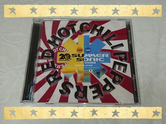 RED HOT CHILI PEPPERS / SUMMER SONIC 2019 COMPLETE DEFINITIVE EDITION_b0042308_09562922.jpg