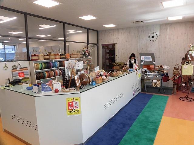 植田産業さんの紙バンドミュージアム「パピエス」で「ハロウィーン作品展」_f0141310_08095079.jpg