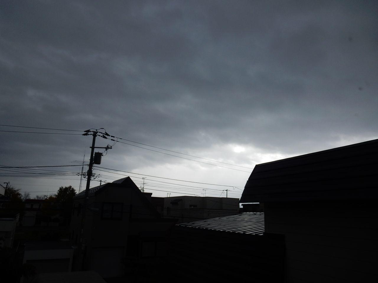 暗めの一日 気温はそれほど低くなく_c0025115_22165033.jpg