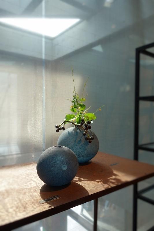津田清和 glass exhibition 開催中です_b0232919_12274399.jpg
