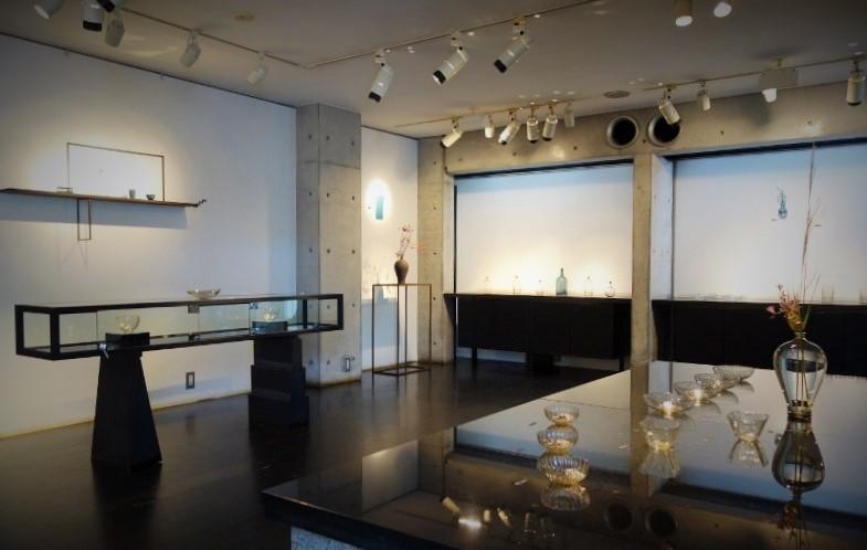津田清和 glass exhibition 開催中です_b0232919_12541232.jpg