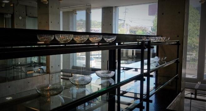 津田清和 glass exhibition 開催中です_b0232919_13001368.jpg