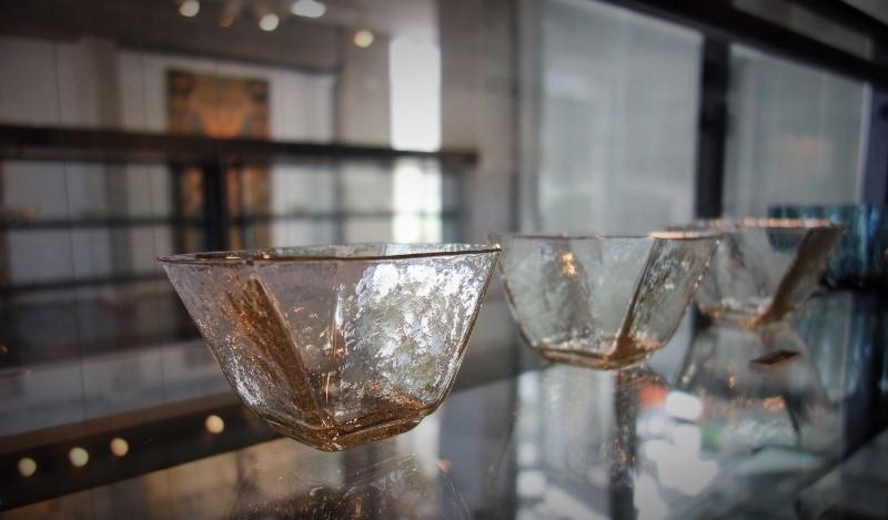 津田清和 glass exhibition 開催中です_b0232919_13052102.jpg