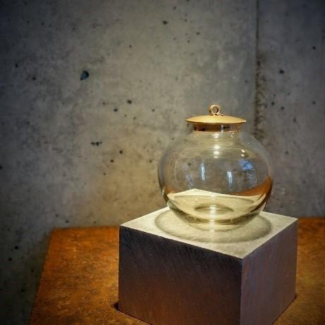 津田清和 glass exhibition 開催中です_b0232919_13075969.jpg