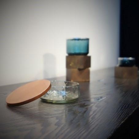 津田清和 glass exhibition 開催中です_b0232919_13094793.jpg