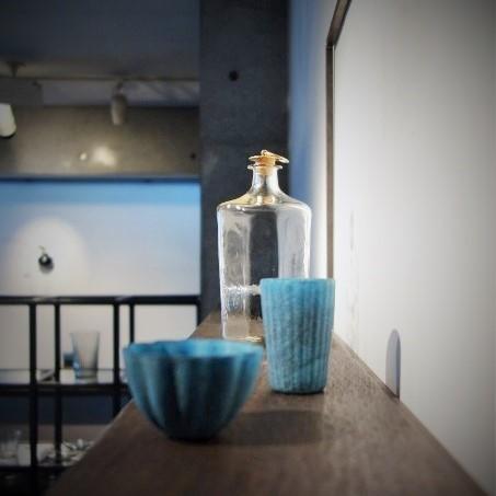 津田清和 glass exhibition 開催中です_b0232919_13235018.jpg