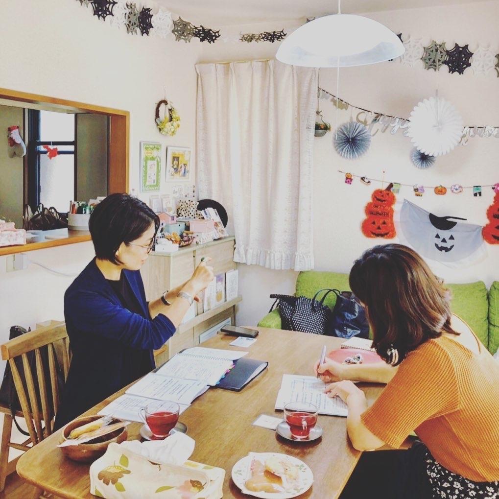 限定企画マンツーマンで整体&オシャレ講座開催しました。by Instagram_d0336521_10011877.jpg