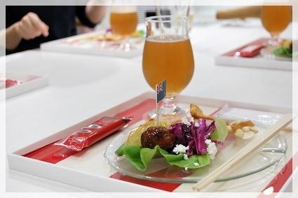 クラフトビールを楽しむテーブル ~インストラクタークラス_d0217944_10442442.jpg