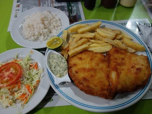 コロンビアの第一食はAPANADOでいってみた_c0030645_11393767.jpg