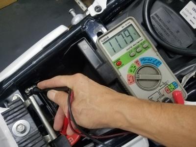 CB400SF Revp 車検整備他➂_e0114857_11225538.jpg