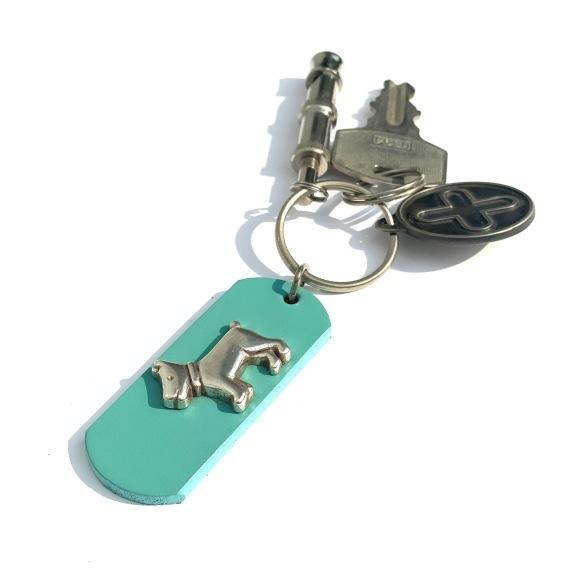 Dog La KEY CHAIN ドグラ キーチェーン_d0217958_11484759.jpg