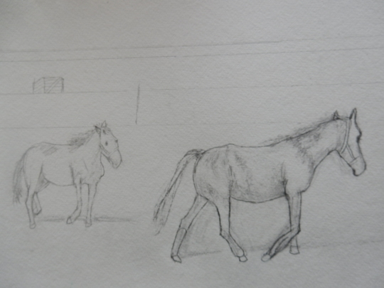 '19,10,31(木)馬と散歩と酢豚!_f0060461_08113712.jpg