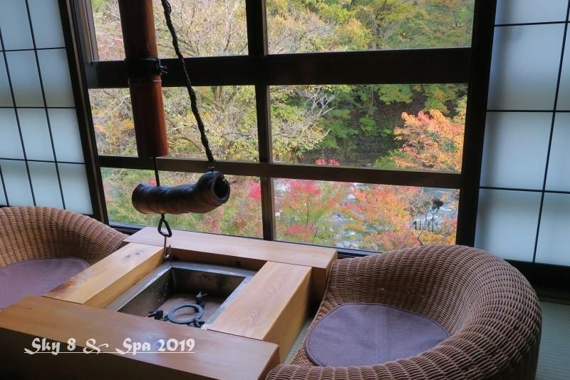 ◆ 紅葉の栃木、その2「湯西川温泉 揚羽」へ、究極の客室編(2019年10月)_d0316868_19332029.jpg