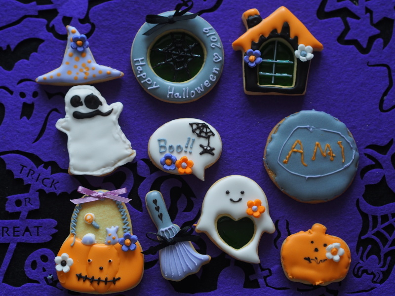 Happy Halloween !!_e0362276_21013732.jpg