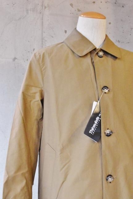 Le minor  某メーカー・別注  Soutien Collar COAT JACKET_d0152280_10583242.jpg