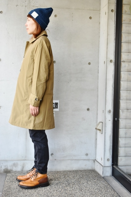 Le minor  某メーカー・別注  Soutien Collar COAT JACKET_d0152280_11005186.jpg