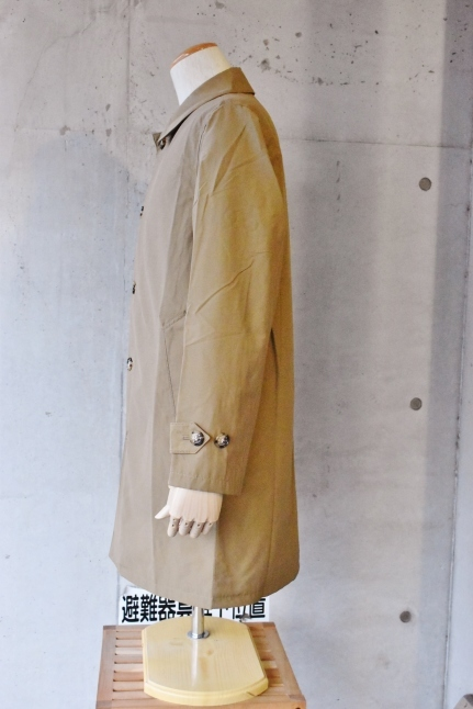 Le minor  某メーカー・別注  Soutien Collar COAT JACKET_d0152280_13404149.jpg