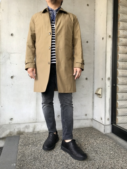 Le minor  某メーカー・別注  Soutien Collar COAT JACKET_d0152280_14224268.jpeg