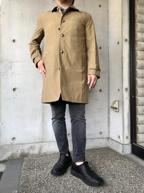 Le minor  某メーカー・別注  Soutien Collar COAT JACKET_d0152280_14232375.jpeg