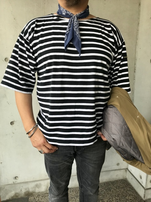 Le minor  某メーカー・別注  Soutien Collar COAT JACKET_d0152280_14234018.jpeg