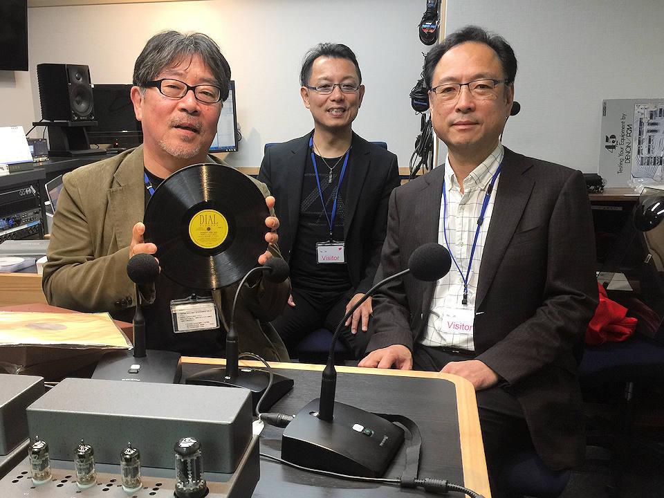 新旧イコライジングカーブで聴くLP&小林真人presents ジャズSP盤大会_b0350085_23592142.jpg