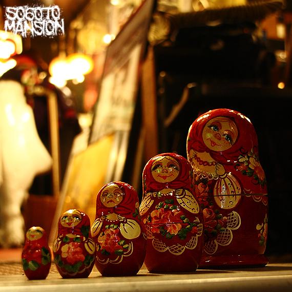 ロシア雑貨 マトリョーシカ 素朴編_e0243096_21440375.jpg