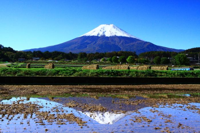 令和元年10月の富士(25)農村公園初冠雪の富士_e0344396_21043794.jpg